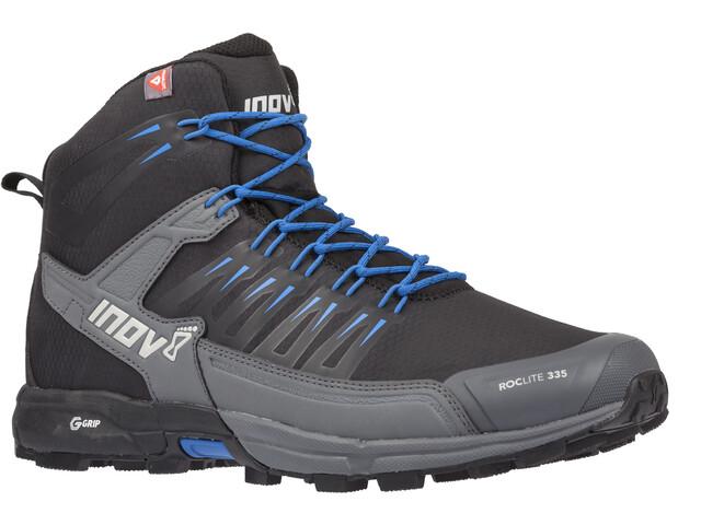 inov-8 Roclite 335 Zapatillas, black/blue